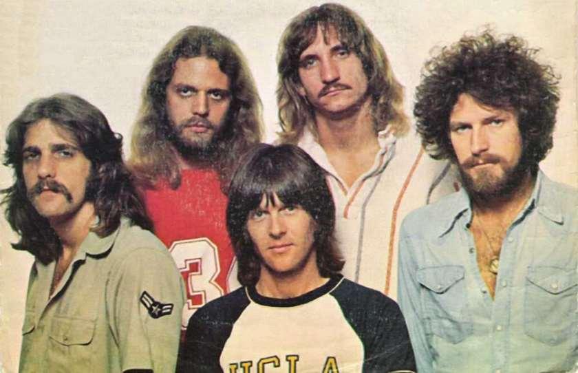 8.28 Eagles 1977