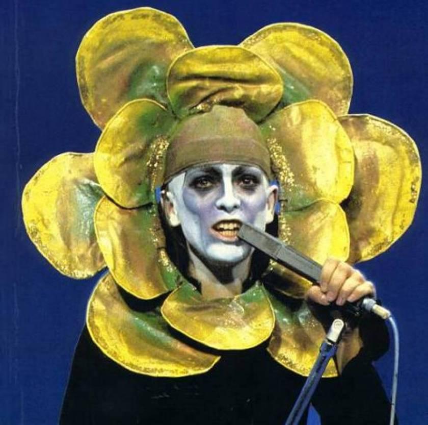 8.29 Peter Gabriel Flower