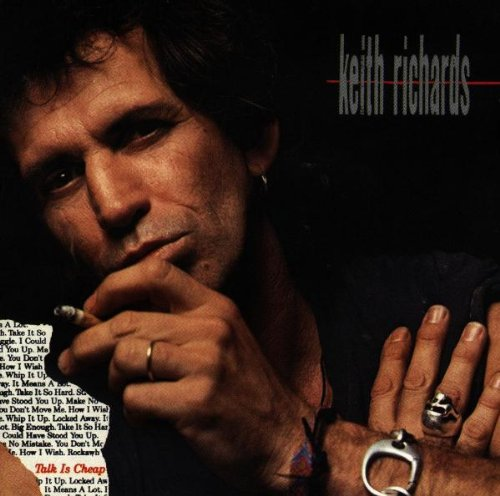 8.30 keith richards - talk is cheap