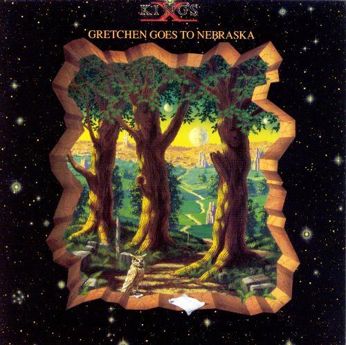 8.30 King's X - Gretchen Goes to Nebraska