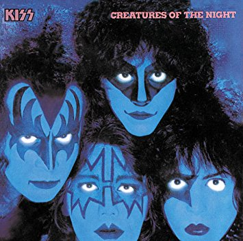 8.30 kiss - creatures of the night