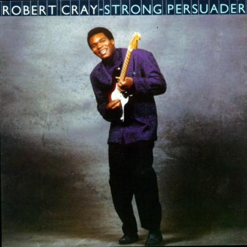 8.30 Robert Cray - Strong Persuader