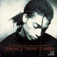 8.30 Terence Trent D'Arby - The Hardline