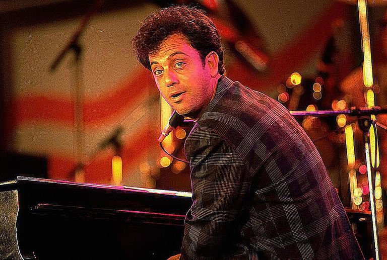 8.31 Billy Joel 1980s