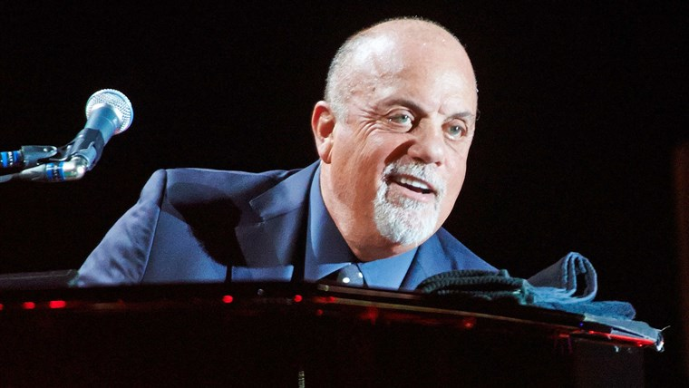 8.31 Billy Joel today