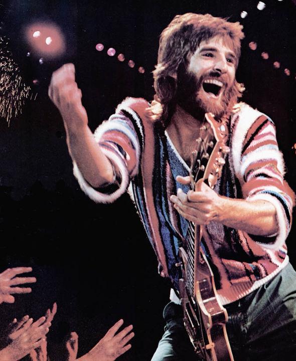 8.7 Kenny Loggins 1970s