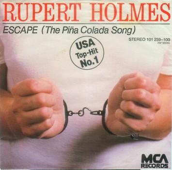8.7 Rupert Holmes - Escape