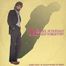 8.8 50.Michael_McDonald_I_Keep_Forgettin'