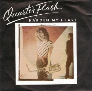 8.9 36.Quarterflash - Harden My Heart