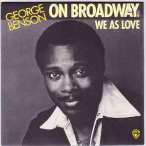 8.9 40.George Benson.On Broadway