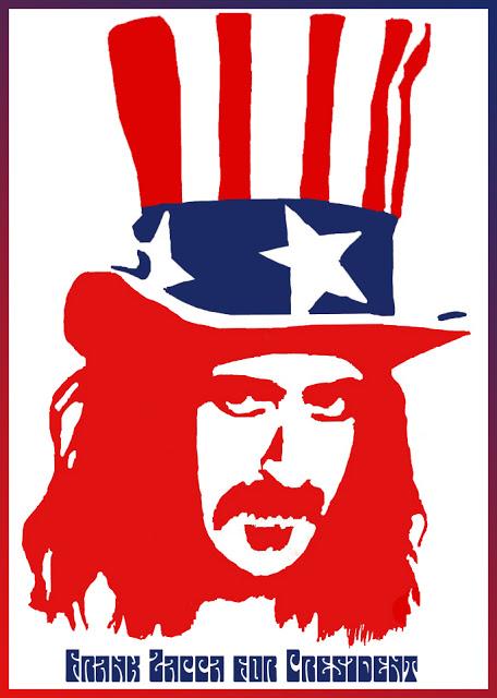 9.12 Frank Zappa for President