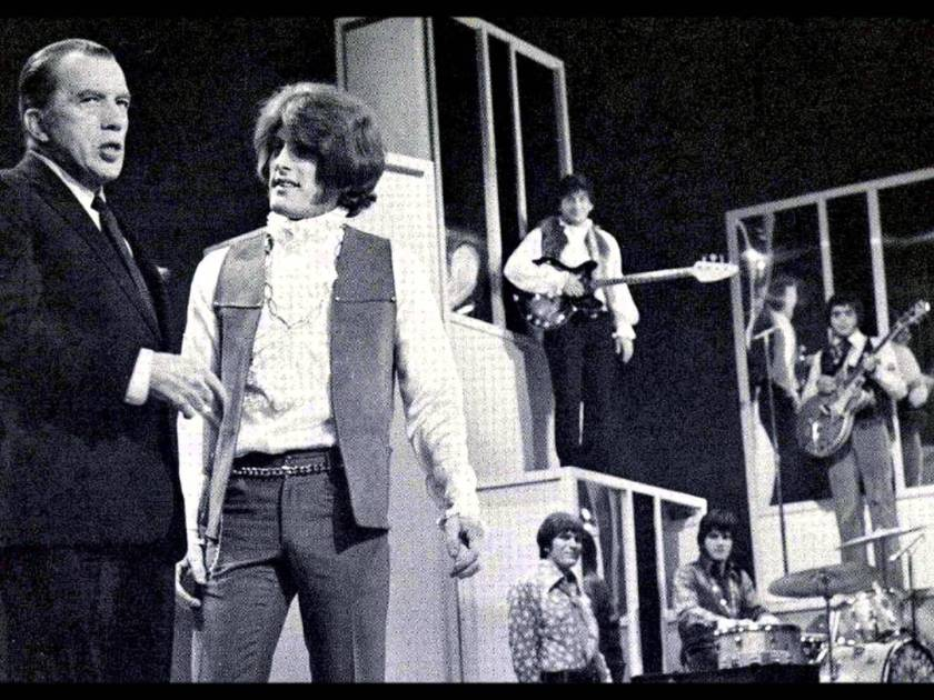9.13 Tommy James & the Shondells on Ed Sullivan