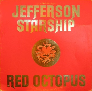 9.19 Jefferson Starship - Red Octopus