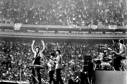 9.19 The Beatles at Shea Stadium