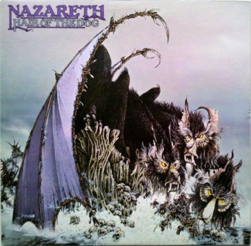 9.20 Nazareth - Hair of the Dog