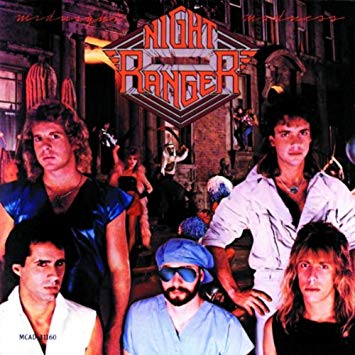 9.21 Night Ranger - Midnight Madness