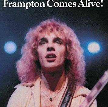 9.21 Peter Frampton - Comes Alive!