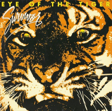 9.22 Survivor - Eye of the Tiger