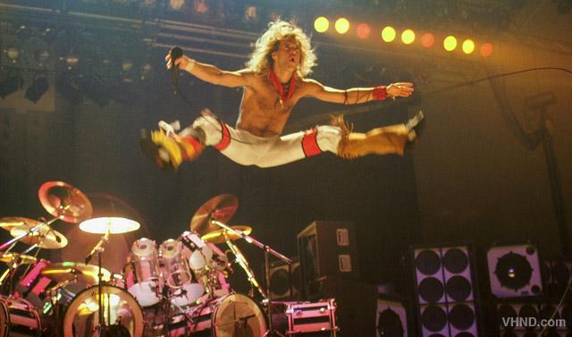9.22 Van Halen