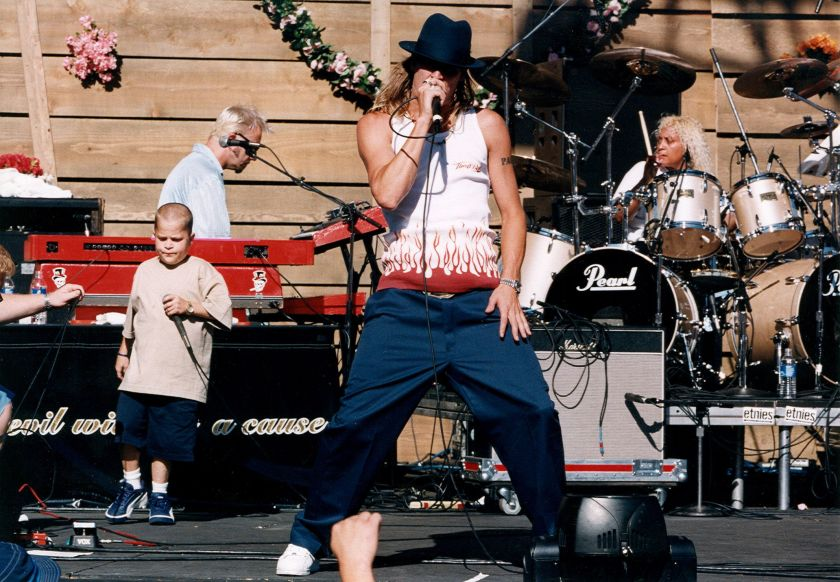 9.26 Kid Rock live 1999