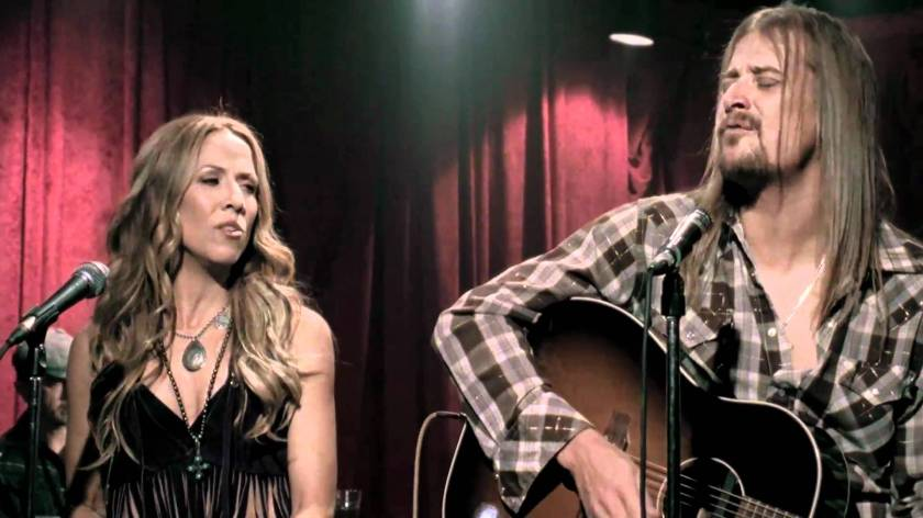 9.26 Kid Rock with Sheryl Crow