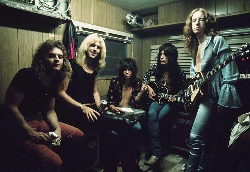 10.16 86.Aerosmith