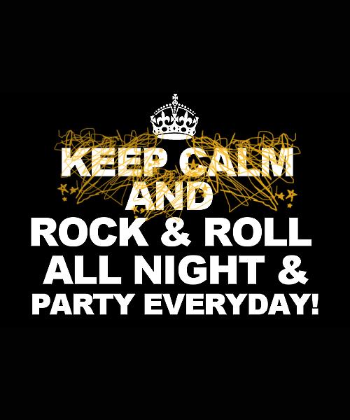 10.17 Rock & Roll All Night