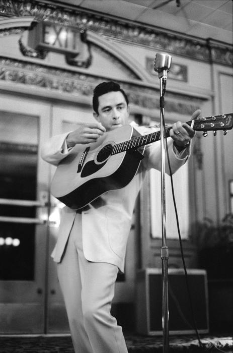 10.18 61.Johnny Cash