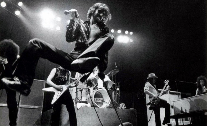 10.18 64.The J. Geils Band