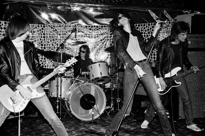 10.22 45.Ramones