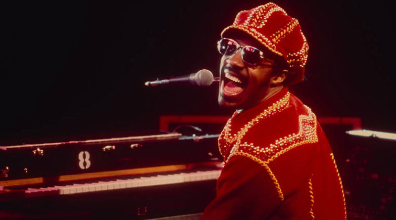 10.24 26.Stevie Wonder