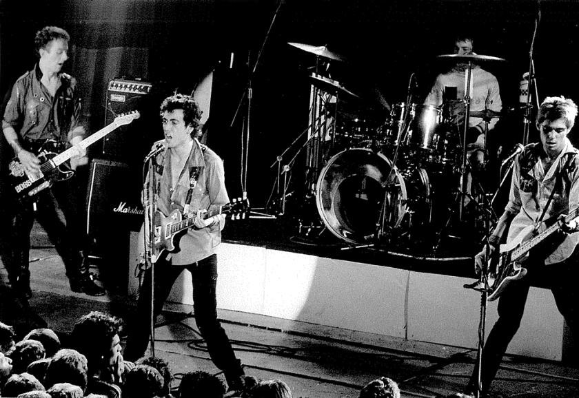 10.25 19.The Clash