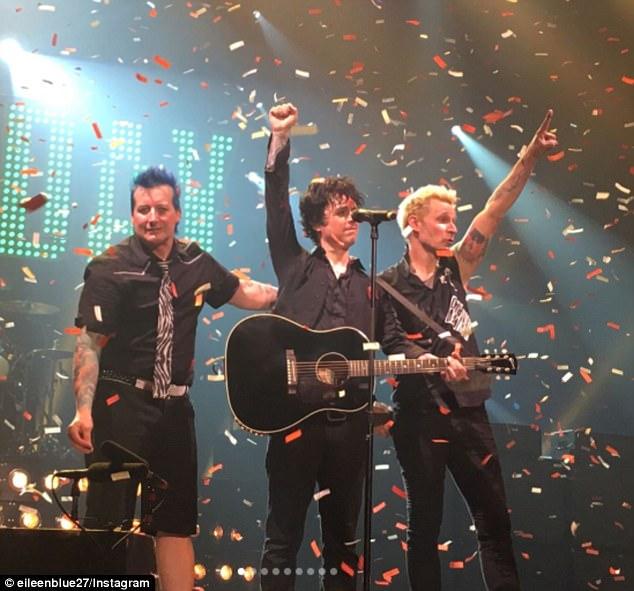10.25 20.Green Day