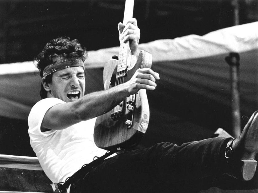 10.26 6.Bruce Springsteen