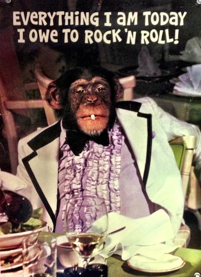 chimp_rock_poster_80s