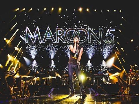 11.15 Maroon 5 in concert