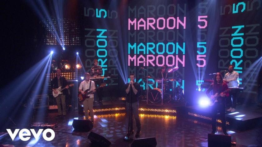 11.16 Maroon 5 concert