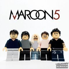 11.16 Maroon 5 Legos