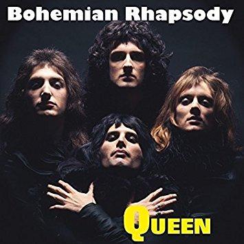 11.2 Bohemian Rhapsody RSD 12 inch
