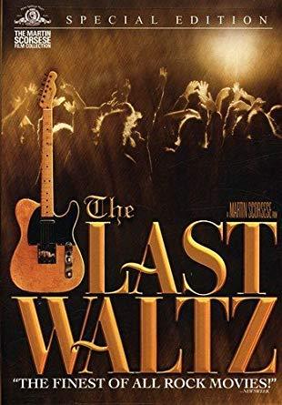 11.21 The Last Waltz film