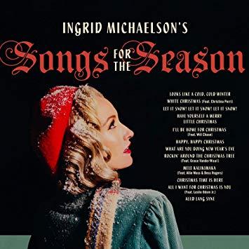 11.27 ingrid michaelson - songs for the season