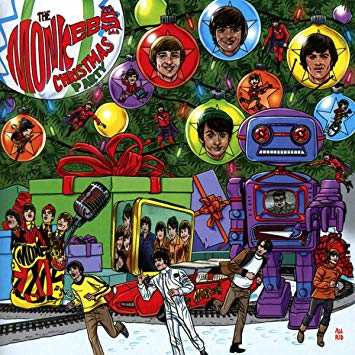 11.27 monkees - christmas party