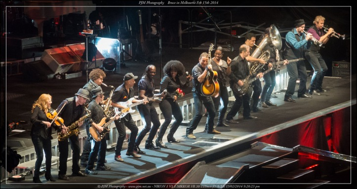 11.28 Bruce & the Whole Band