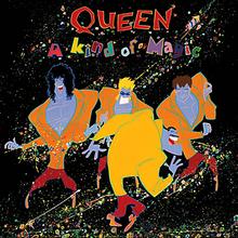 11.5 12.Queen - A Kind of Magic
