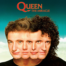 11.5 14.Queen - The Miracle