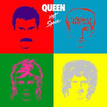 11.5 5.Queen - Hot Space