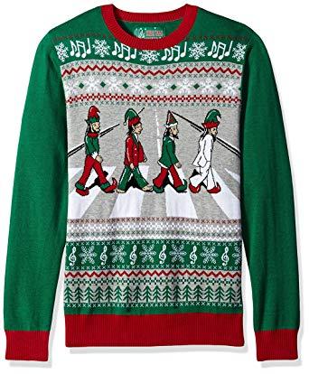 12.10 Beatles Sweater