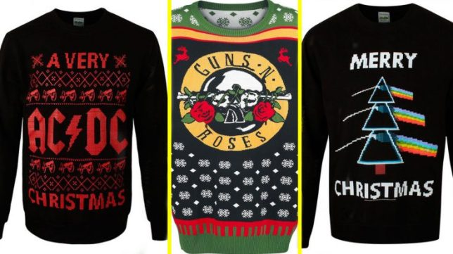 12.14 Ugly Xmas Sweaters