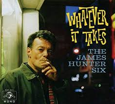 12.20 20.The James Hunter Six