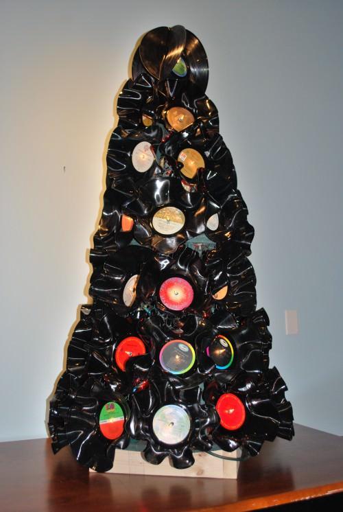 LP Christmas Tree